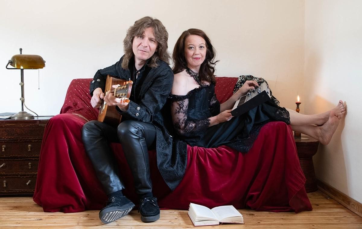Hellrick - Rock-Chansons treffen weibliche Lyrik